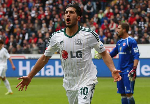 Jubelt bald für Liverpool: Noch-Leverkusener Emre Can