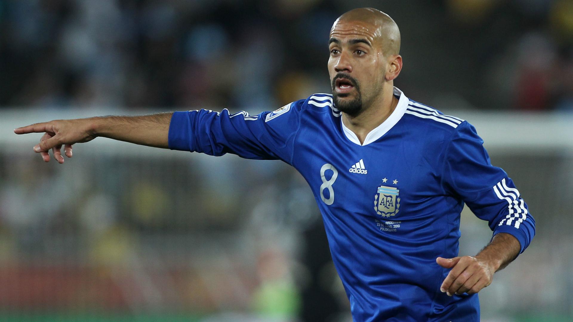Juan Sebastian Veron Argentina Goal