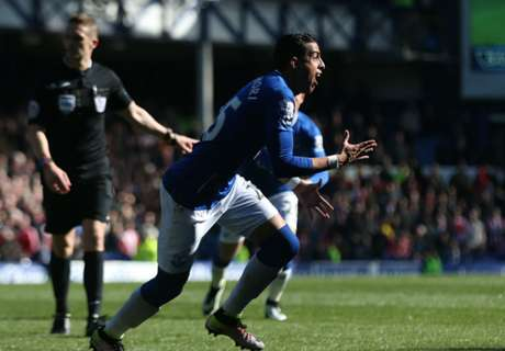 Con gol de FM6, empató Everton