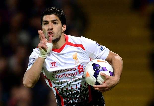 Luis Suárez echa balones fuera acerca de los rumores que le alejan de Anfield