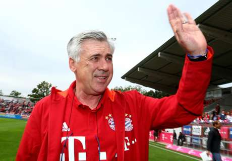 Alaba impressed with Ancelotti