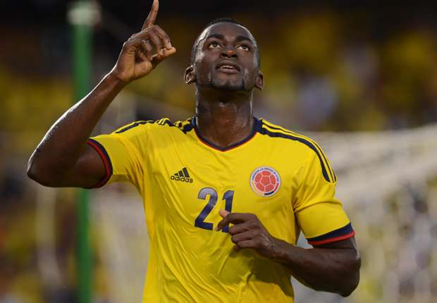 Jackson Martinez - Colombia