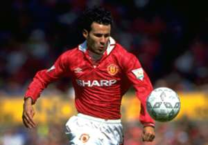 <strong>RYAN GIGGS</strong> | Manchester United | 1992/93<br /><br />Played 41 times in the inaugural Premier League season, scoring nine goals. Nailed down his status as first-choice left winger despite being just 18 years old at the start of the camp...