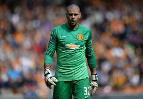 Valdés deixa o Manchester United