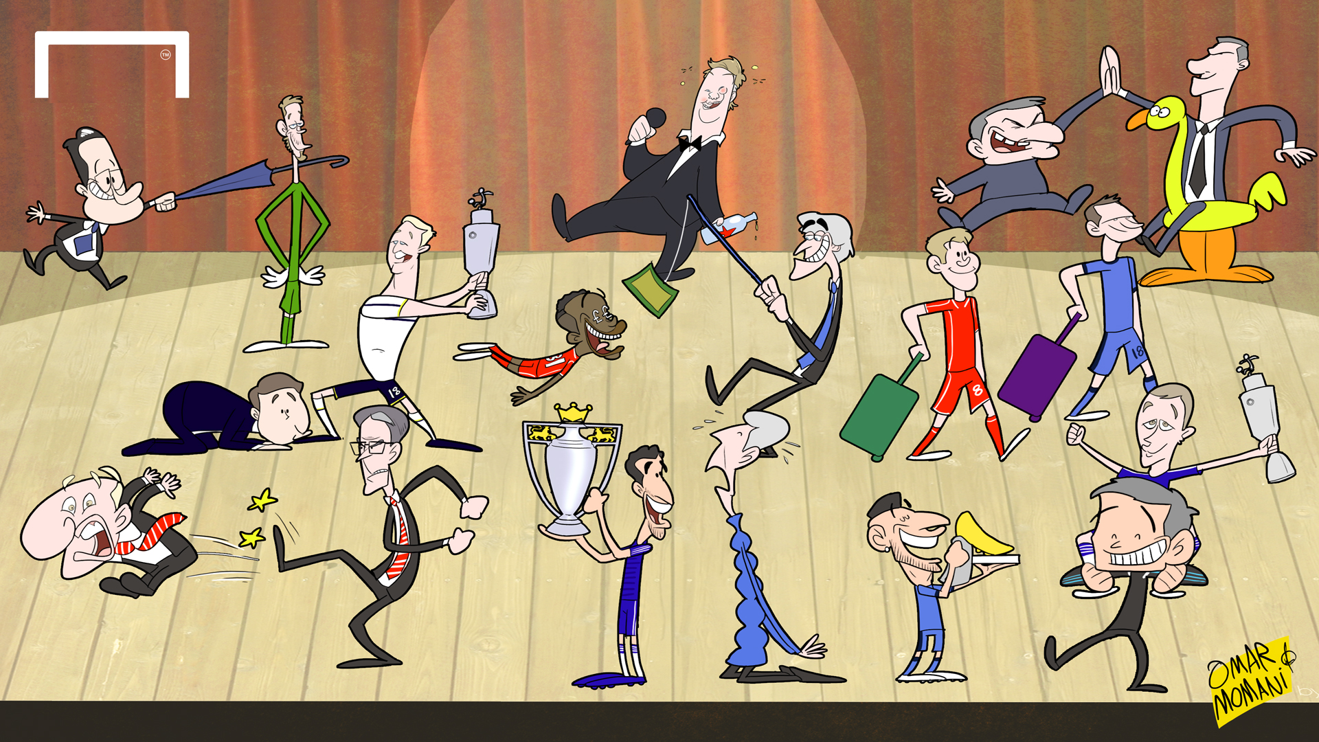 премьер-лига Англия, Арсенал, Эден Азар, Манчестер Сити, Тоттенхэм, Фрэнк Лэмпард, Ливерпуль, Манчестер Юнайтед, Челси, Стивен Джеррард