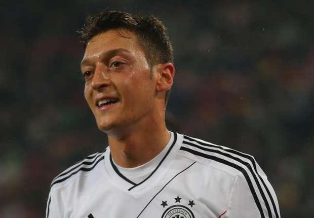 Mesut Ozil tidak dalam kondisi terbaiknya