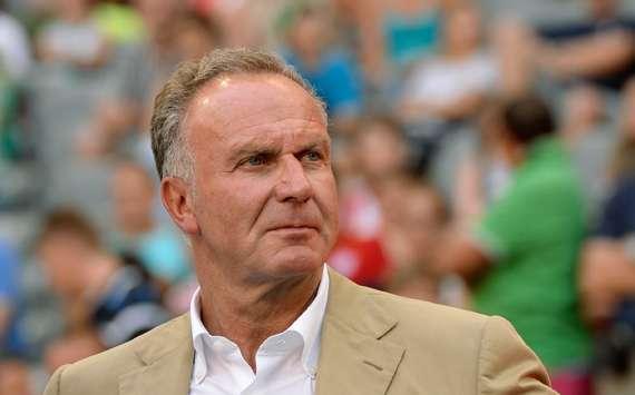Karl-Heinz Rummenigge, Vorstandschef des FC Bayern München