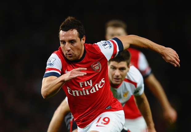 Cazorla hints at Arsenal exit