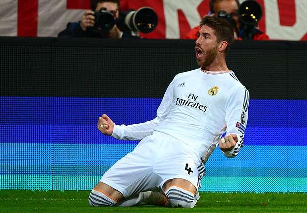 Real Madrid shouldn't feel pressure - Ramos