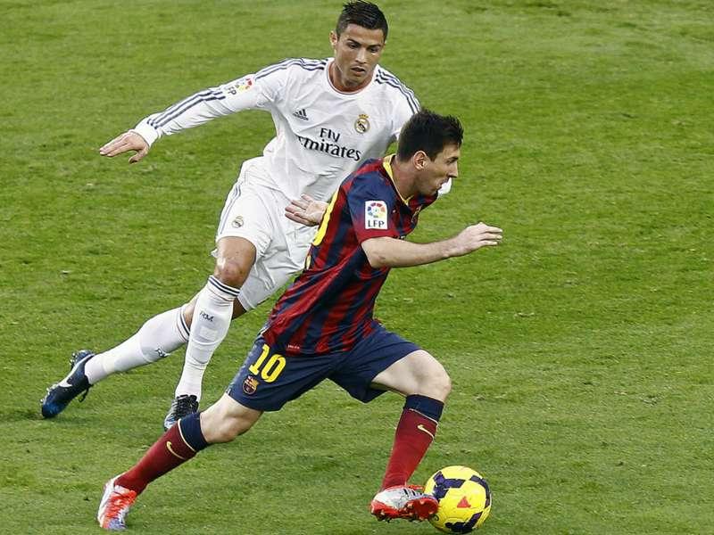 """""""Cristiano Ronaldo e Messi não teriam sido os melhores no meu tempo"""", diz Figo"""