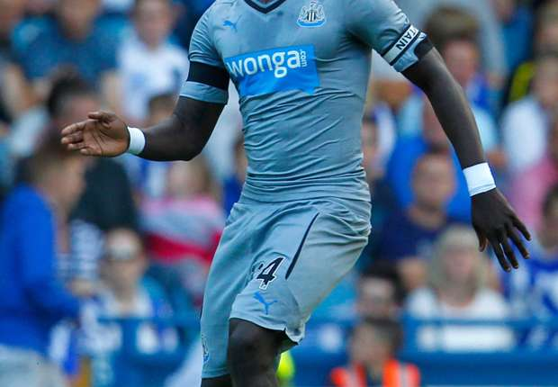 Newcastle targeting top five - Tiote