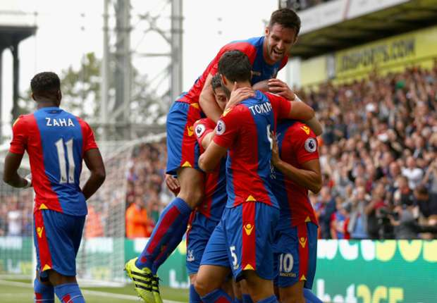 Crystal Palace 4-1 Stoke City: Pardew's men heap more misery on struggling Potters