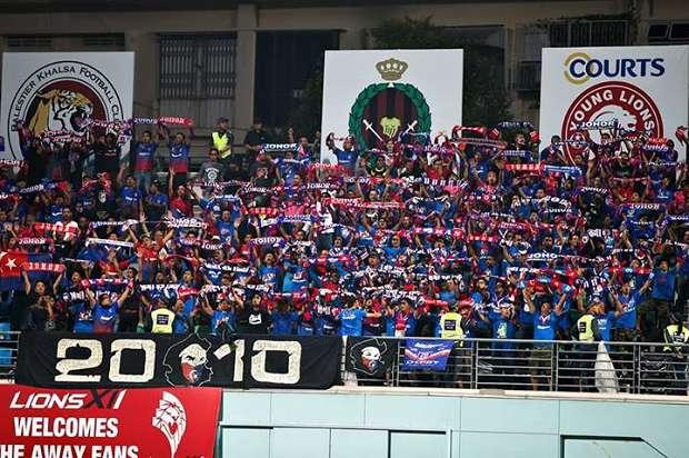 Johor Darul Takzim ii Johor Darul Takzim ii to Play