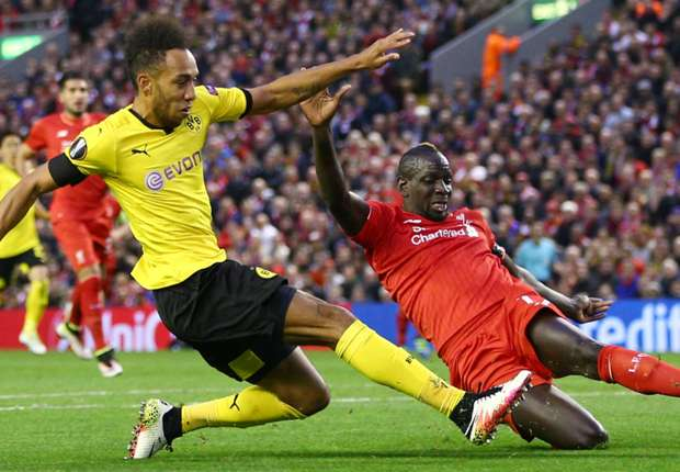 Video: Liverpool vs Borussia Dortmund
