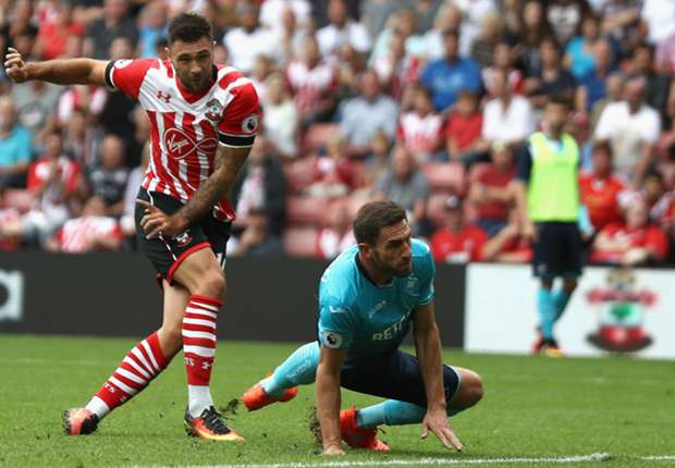 Southampton 1-0 Swansea: Austin powers Saints past Swans