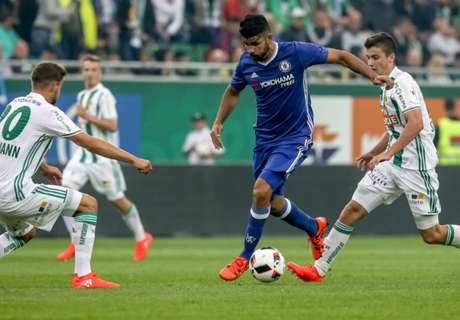 L'Atlético n'aurait pas abandonné Costa