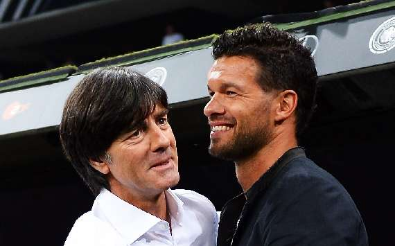 Low should leave even if Germany win World Cup, says Ballack