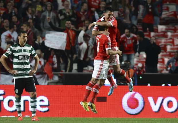 Liga Sabres: Benfica - Sporting CP (Enzo Perez, Rodrigo Lima)