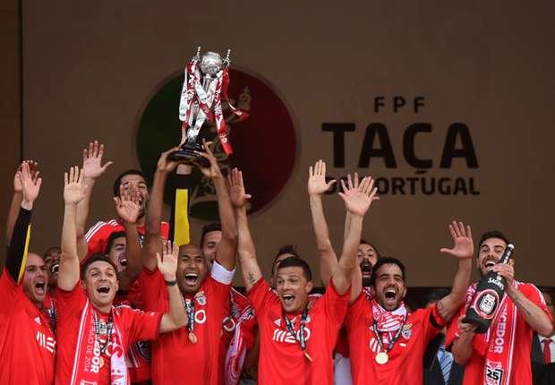 Bei Benfica kann der ehemalige Bayern-Spieler bald wohl auch jubeln