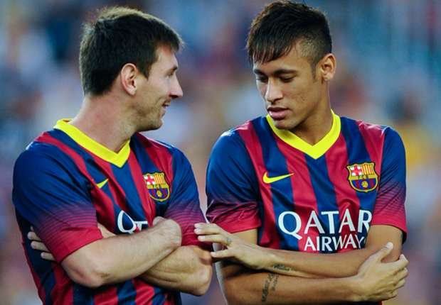 Messi wants World Cup final showdown with Neymar