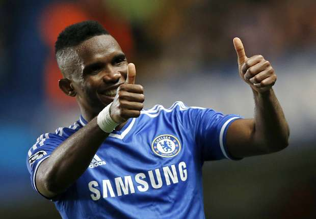Eto'o in Guangzhou Evergrande talks