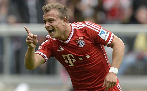 Steht im Fokus des FC Liverpool: Bayern Münchens Xherdan Shaqiri