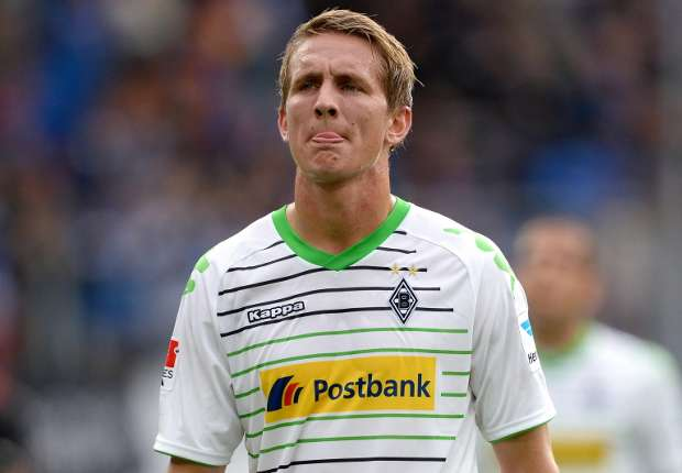 Luuk de Jong Borussia Monchengladbach 09152013