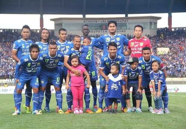 Persib Bandung XI