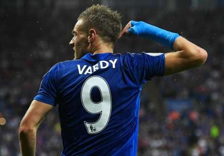 Vardy explains Arsenal snub