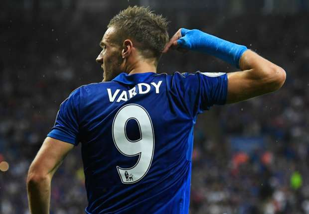 Vardy reveals why he turned down summer move to Arsenal
