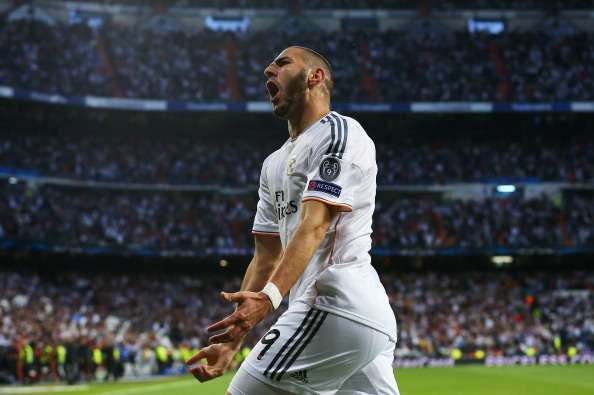 Ancelotti is hugely loved at Real Madrid - Benzema