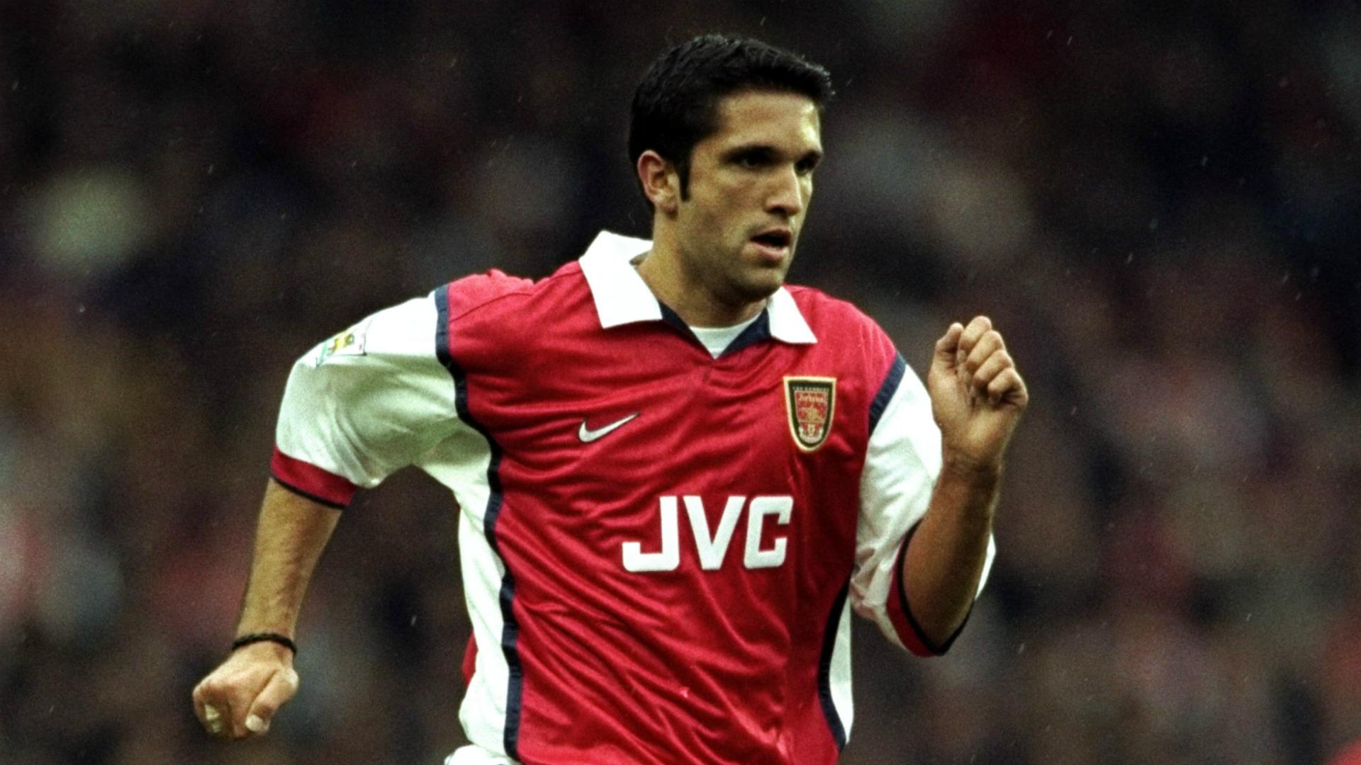Alberto Mendez, Arsenal