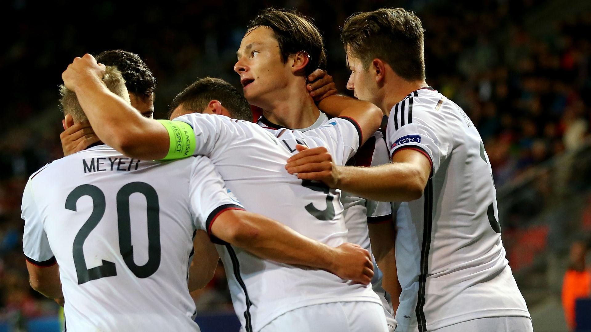 Germany through to U-21 Euros semis despite Italy defeat