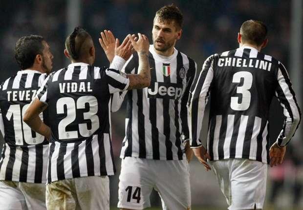 Juventus Turin will den Titel im eigenen Stadion holen