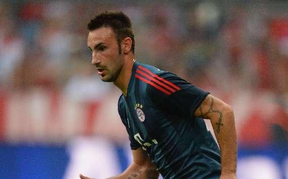 Diego Contento hat beim FC Bayern wohl keine Perspektive mehr