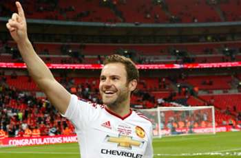 Mourinho: Mata has found 'natural habitat' at Man Utd