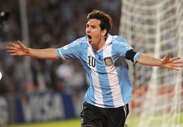 Messi keeps on getting better, says Sabella