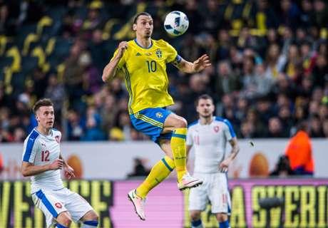 Swedia Umumkan Skuat Euro 2016