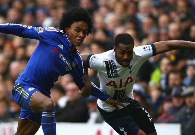 Chelsea-Tottenham 2-2, Tottenham craque, Leicester champion
