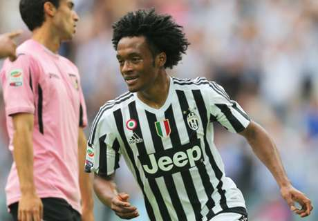 OFFICIAL: Cuadrado joins Juventus