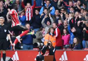 <strong>SADIO MANE | SOUTHAMPTON 4-2 Manchester City</strong><br /><br />The catalyst for a remarkable Saints performance, Mane scored a superb hat-trick as Manuel Pellegrini's men were humbled at St Mary's.
