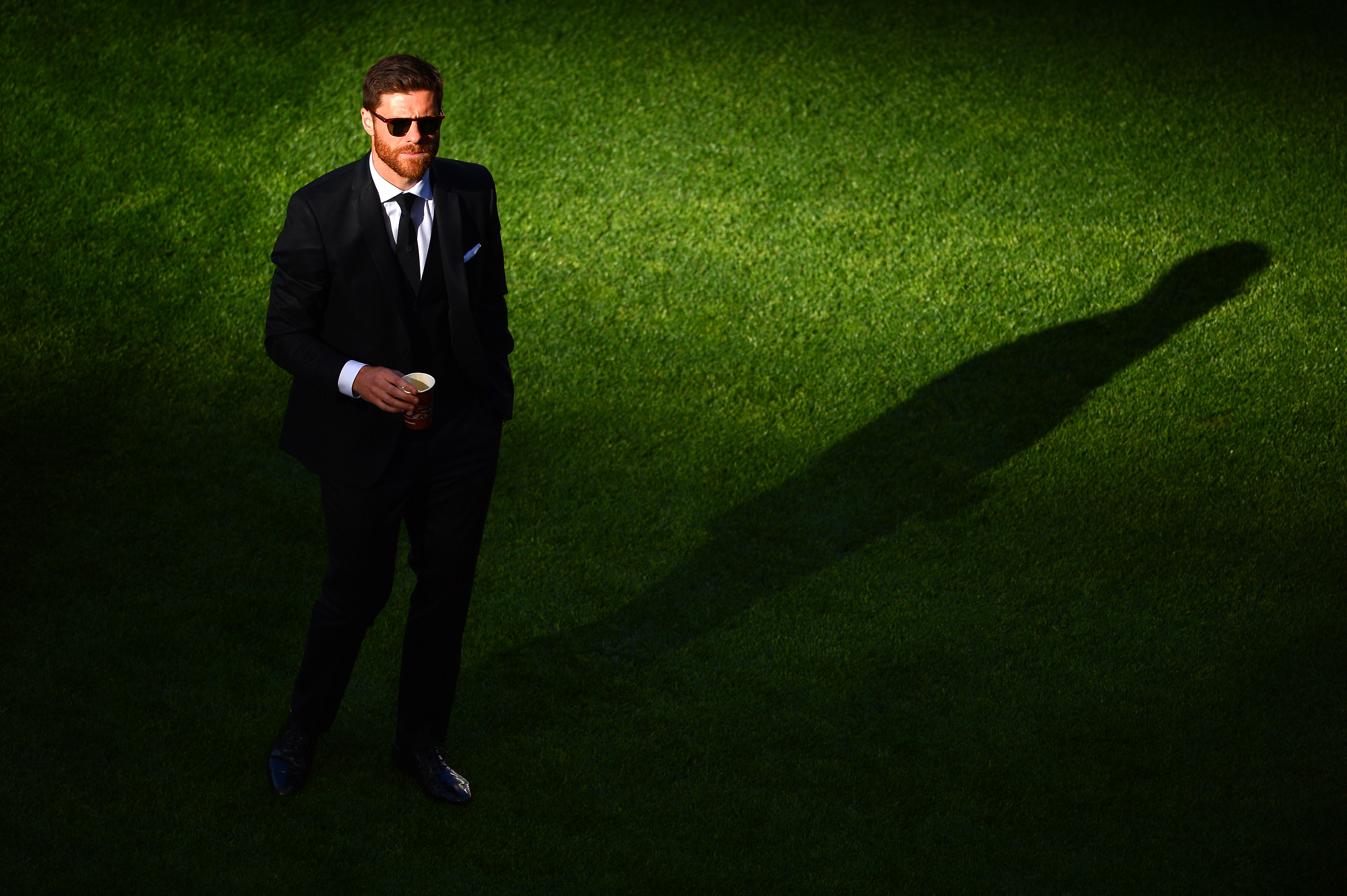 Xabi Alonso Champions League Final Real Madrid