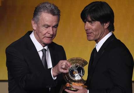 Nominasi Pelatih Terbaik FIFA 2015