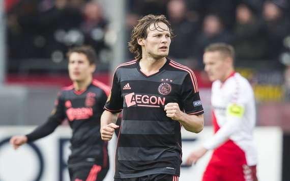 Daley Blind FC Utrecht Ajax Eredivisie 02022014