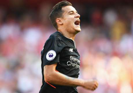 Coutinho starts as Janssen benched