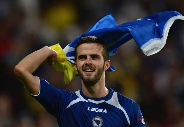 Pjanic: Nigeria game is important for the whole of Bosnia-Herzegovina