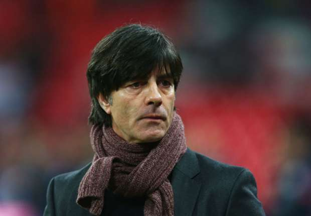 Germany coach Low calm before World Cup kick-off