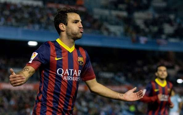 What does the summer hold for Cesc Fabregas?