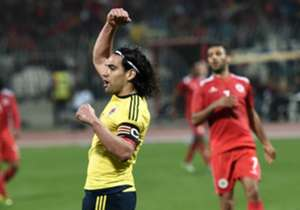 Radamel Falcao | The Manchester United striker will be full of confidence heading into Colombia's friendly with Kuwait on Monday after scoring twice in the 6-0 demolition of Bahrain last Thursday.