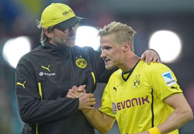 Jürgen Klopp und Borussia Dortmund werden bis mindestens 2016 auf Oliver Kirch bauen können